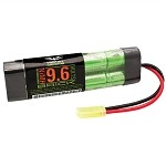 Valken 9.6v 1600mAh mini brick battery