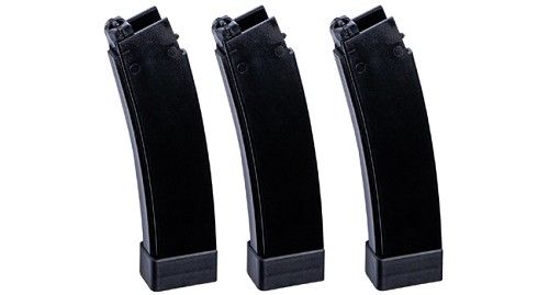 ASG 75rd Standard Magazine for CZ Scorpion EVO 3 A1 - Black (Box of 3)