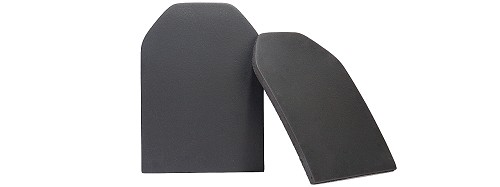 "Lancer Tactical Dummy SAPI Plate Set of 2 ( 9"" x 13"" x 0.5"" )"