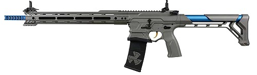 G&G Cobalt Kinetics Licensed BAMF TEAM AR15 Airsoft AEG Training Rifle w/ G2 Gearbox