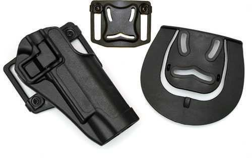 ACM - Blackhawk Style CQC Hard Plastic Holster for 1911 Series - BLACK