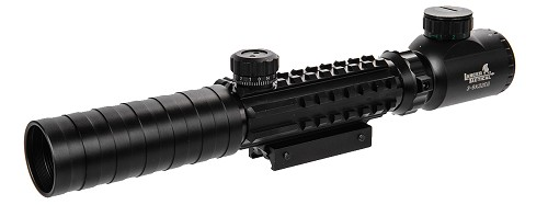 Lancer Tactical 3-9x32 Red & Green Illuminated SCOPE