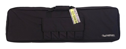 "Valken Tactical 36"" Single Rifle Case - Black"