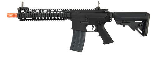E&L Airsoft MK18 Carbine MOD I Airsoft AEG Rifle (Elite) - BLACK