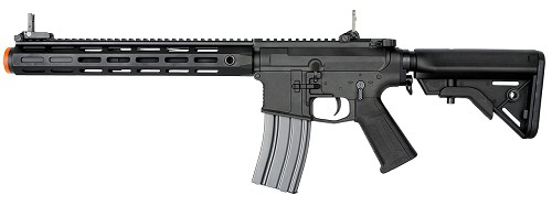 E&L AR MUR Custom SBR AEG Rifle (Elite) - BLACK