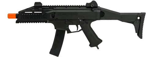 ASG CZ Scorpion EVO 3 A1 Airsoft Rifle with Wolverine Inferno Gen. 2 HPA Engine