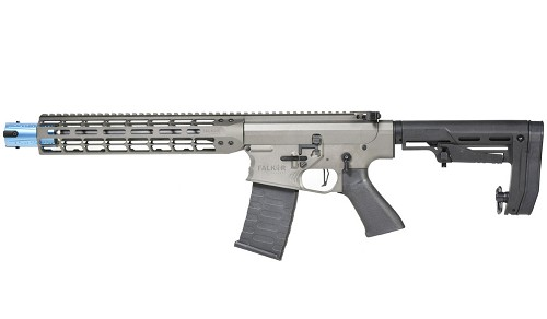 EMG Falkor AR-15 Blitz SBR Training Weapon M4 Airsoft AEG Rifle - Falkor Grey