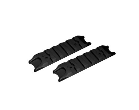 G&G 2PC M-LOK SIDE RAIL SEGMENTS KIT