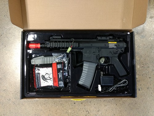 Lancer Tactical KAC Knight's Armament Licensed PDW *GRAVEYARD CLEARANCE* (711)