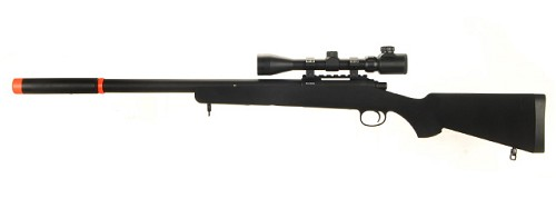 JG VSR-10 BAR-10 G-SPEC /w Scope- Plastic Stock Version - BLACK - US VERSION