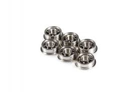 Krytac 8mm Caged Japanese Steel Ball Bearing for Airsoft AEGs - Set of 6
