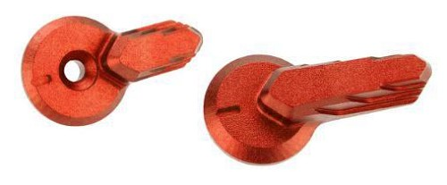 Krytac CNC Machined Ambi Selector Switch Assembly & Selector (Orange)
