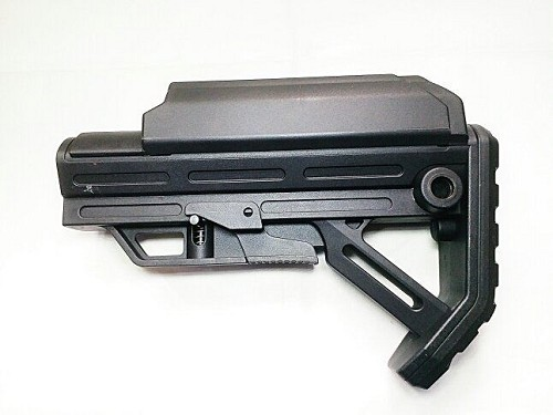 Golden Eagle Polymer Minimalist Type Stock for M4