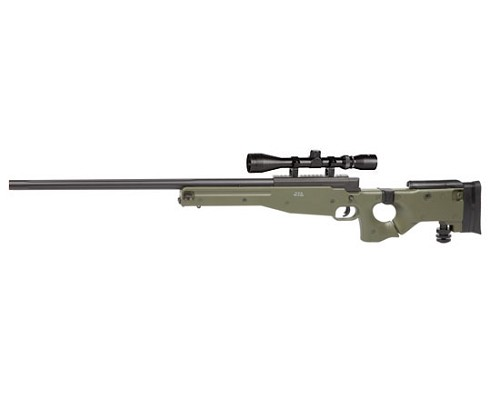 WELL L96 AW .338 Sniper Rifle (MB08C) - OD GREEN - Scope ONLY