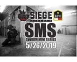 SWARM MINI SERIES (SMS) Team Ticket (good for 3 person entry) - May 26th 2019