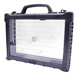 WE LED backlit Pistol Case