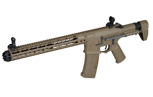 ARES AMOEBA PRO 016 Octarms Honey Badger - DARK EARTH