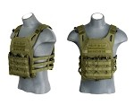 Lancer Tactical JPC (Jumpable Plate Carrier) - GREEN