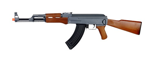 CYMA AK47 - Mock Wood Plastic Body AEG - Asia Version