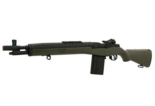 CYMA M14 SOCOM 16 - GREEN - Asia Version