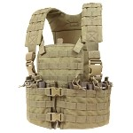 Condor - Modular Chest Rig - Coyote Brown