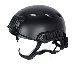 Lancer Tactical FAST Helmet - BLACK