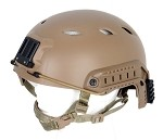 Lancer Tactical FAST Helmet - TAN