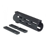 Madbull Airsoft Viking Tactics VTAC Extreme BattleRail 7 - BLACK