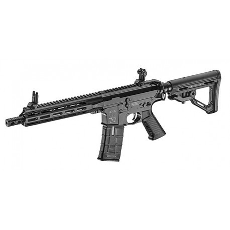 ICS CXP-MMR M4 Airsoft AEG SBR - Black