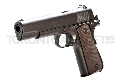 KWC 1911 - CO2 blowback