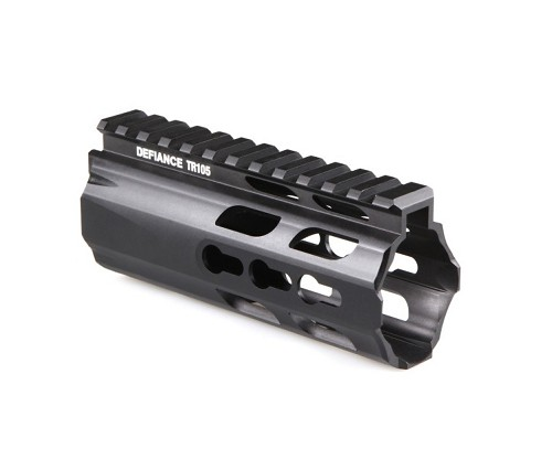 KRYTAC TR105 Rail System Licensed by DEFIANCE