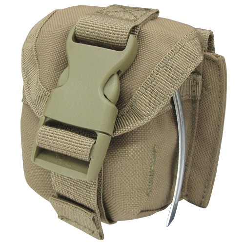 Condor - Single Frag Grenade Pouch (TAN)