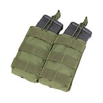 Condor - Double M4/M16 Open Top Mag Pouch (OD)