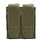 A.C.M. - Double Pistol Mag Pouch (OD)