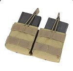 Condor - Double M14 Mag Pouch (TAN)
