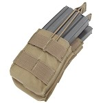 Condor - Single Stacker M4 Mag Pouch (CB)