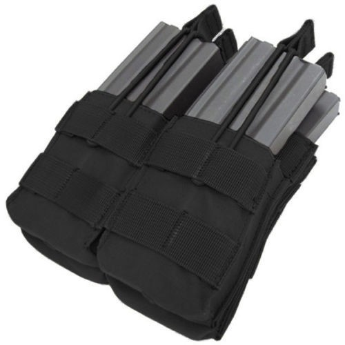Condor - Double Stacker M4 Mag Pouch (BLACK)