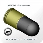 Madbull M576 M203 Rubber head Launcher