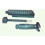 CYMA Mp5 Aluminum Rail Handguard /w Grip & Outer Barrel