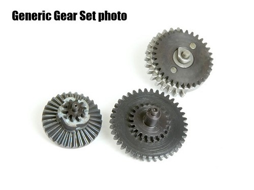 SHS Reinforced Gearset - 16:1 Ratio