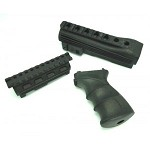 CYMA AK Tactical Grip Kit - BLACK