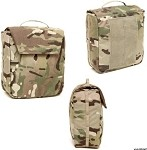 LBX Large Padded Accessory Pouch - Multicam