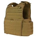 Condor - Enforcer Releasable Plate Carrier - COYOTE BROWN