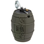 ASG Storm 360 Gas Airsoft Grenade - Army Green