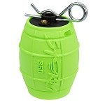 ASG Storm 360 Gas Airsoft Grenade - Lime Green