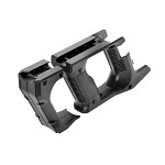 Laylax NITRO.Vo L.A.S. Advanced Grip and Strike Knuckle Guard Kit for KRISS Vector Airsoft Guns