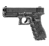 Elite Force Licensed GLOCK 17 Gen.4 Gas Blowback Airsoft Pistol by VFC