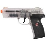 UMAREX Ruger P345PR Co2 Airsoft Pistol CLEAR - CLEARANCE ITEM