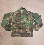 ACM Woodland BDU Top - M **CLEARANCE