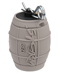 ASG Storm 360 Gas Airsoft Grenade - GREY